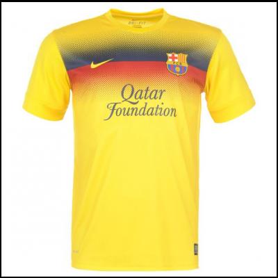FC Barcelona Pre Match jalgpallisärk meestele