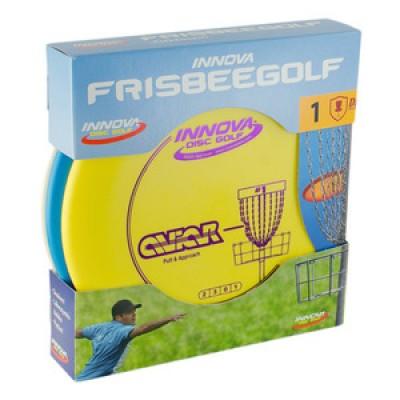 Innova disc-golfi komplekt algajale