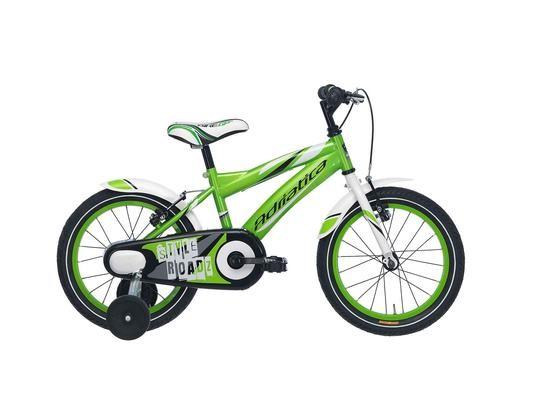 867e46bf581 Adriatica Bimbo 16'' jalgratas lastele