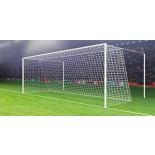 Jalgpallivärava võrk 5x2x0,8x1,2m (paar) 4 mm