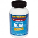 Performance BCAA 120 kapslit