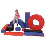 Mängu ja takistusrada lastele